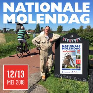 Nationale Molendag 2018 Alkmaar